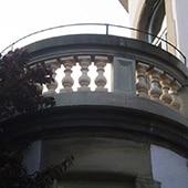 Balustres et colonnes